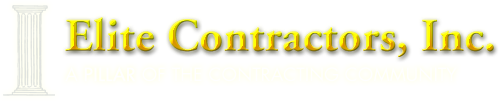 Elite Contractors Inc, A Pillar of the Contracting Community